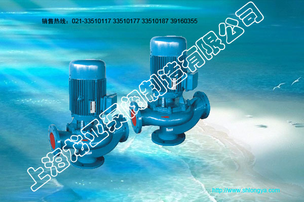 GW系列无堵塞管道排污泵
